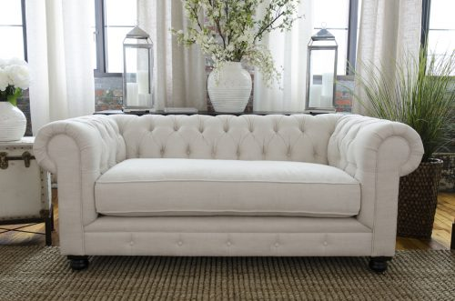 Estate-fabric-loveseat-seashell