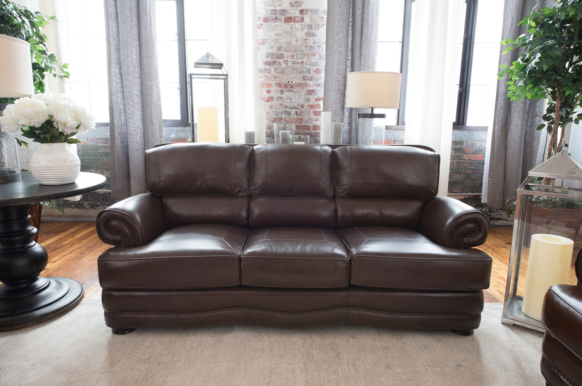 Charleston Leather Sofa Leather Sofa Furniture Repair
